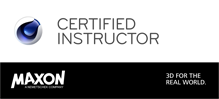 Maxon Certified Trainer